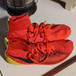 NWOB Nike Zoom Victory XC 4 track spikes, size 8